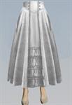 Long Steampunk Skirt