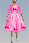 Celeste Cupcake Dress