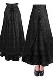 Victorian Walking Skirt
