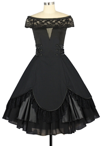 Gothic/Victorian Dress