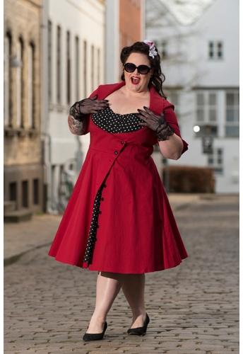 No.718S Plus Size Dress