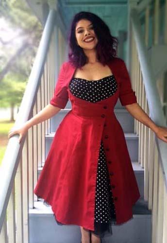 No.718M Dress