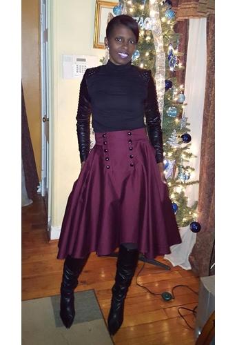 No.7763 Skirt