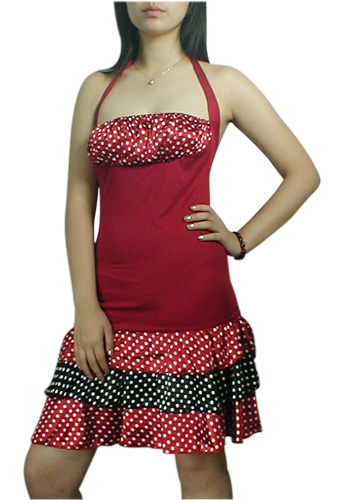 34214 largeF Red Dresses