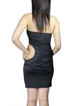 Sexy Cut-Out Mini Dress