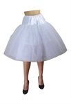 Plus-Size Organza Petticoat