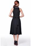 1950s Shelf Bust Dress