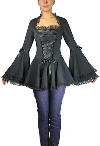 Plus Size Gothic Wear 34