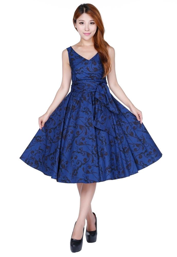No.707S Plus Size Dress