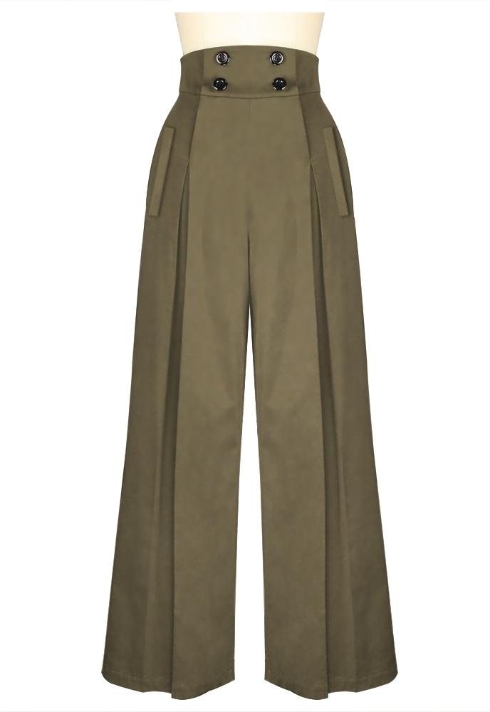 No.7508 Plus Size Pants