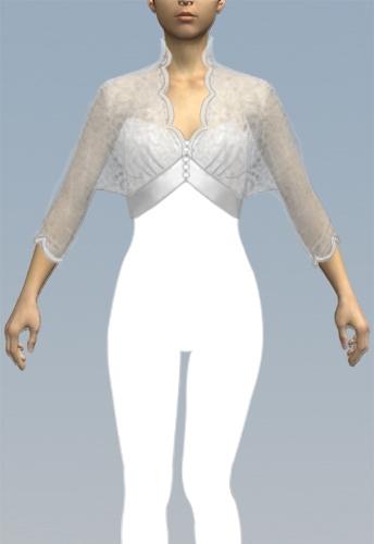 Lace Shrug