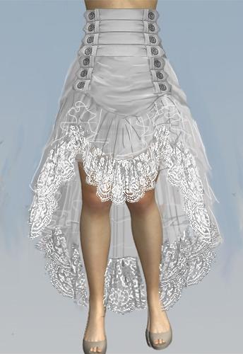 Victorian Steampunk Skirt
