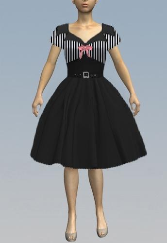Retro 1950s  Dress