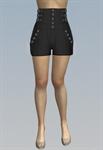 higher waist shorts