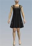 Goth Dress/Jumper