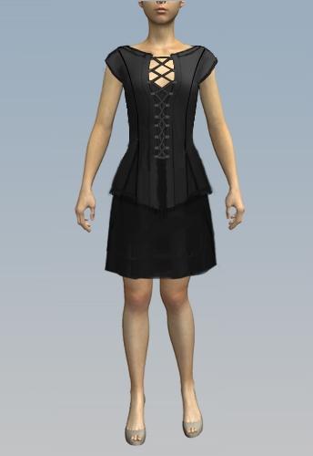 Goth Dress