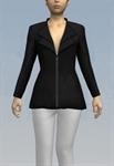 Simple zip up jacket