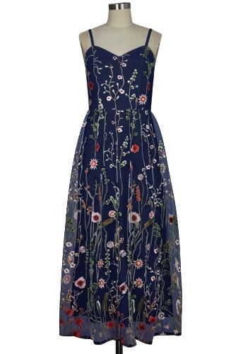 8386/8387 Dress