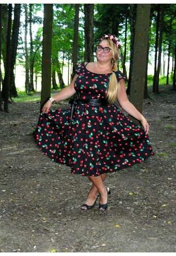 No.780S Plus Size Dress