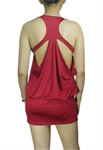 Cut-Out Goddess Mini Dress