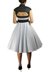 Archaize Polka-dot Dress