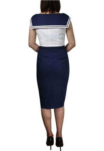 Sailor's Ahoy Dress
