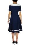 1940s Swing Dress