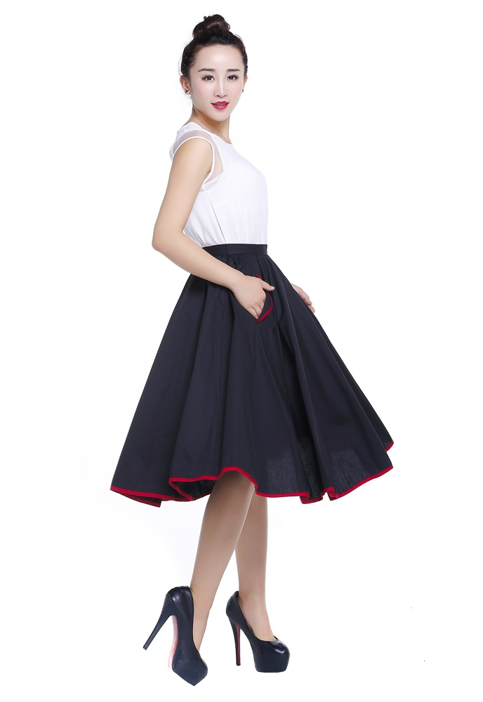 No.7018 Plus Size Skirt