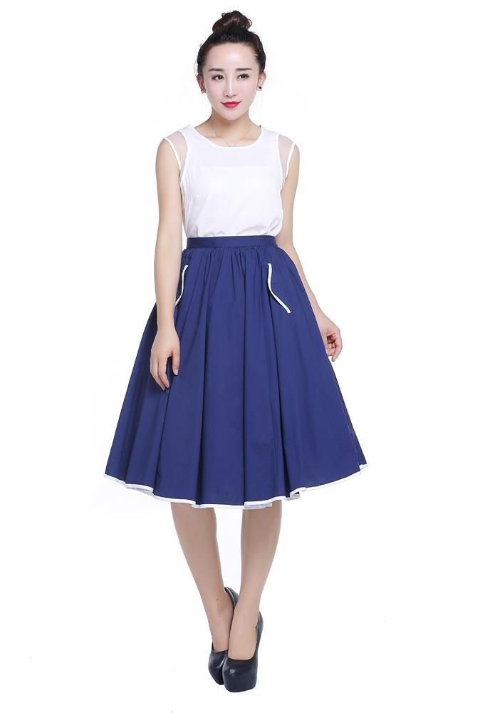 No.7018 Plus Size Skirt