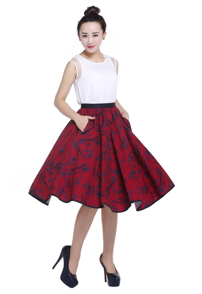 No.701X Plus Size Skirt