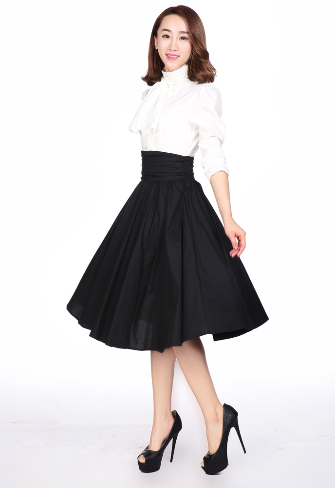 No.7058 Plus Size Skirt