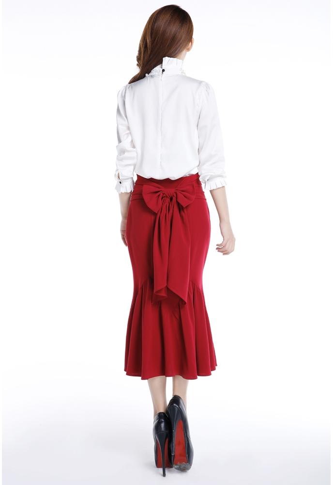 No.7068 Plus Size Skirt