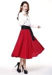 No.7078 Plus Size Skirt