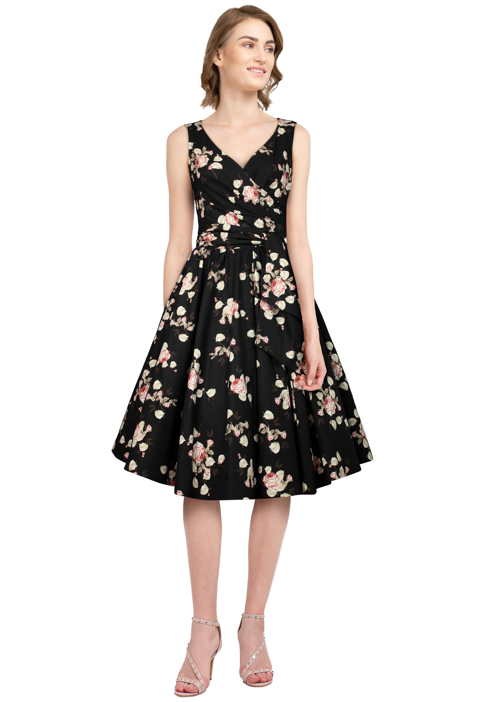 No.707F Plus Size Dress