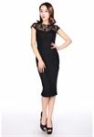 No.728F Plus Size Dress