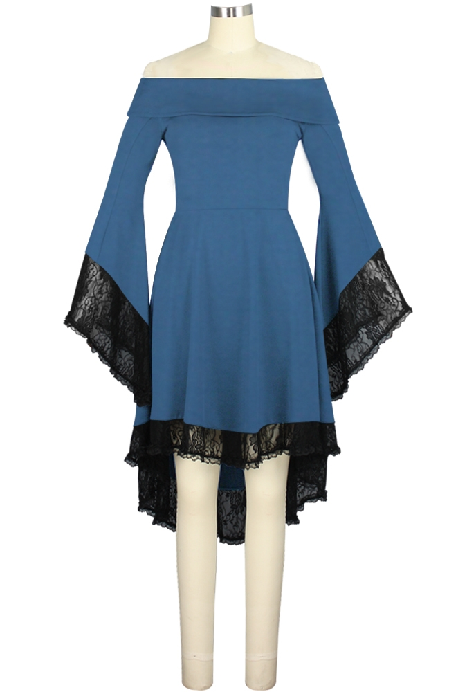 No.7945 Plus Size Dress Top