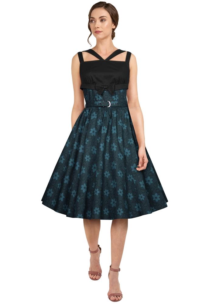 No.813F Plus Size Dress