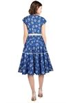 No.816F Plus Size Dress
