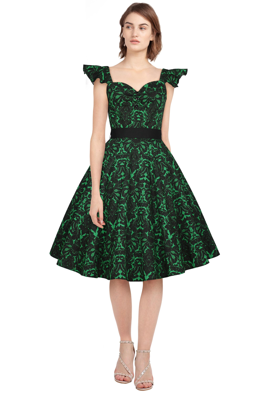 No.821F Plus Size Dress
