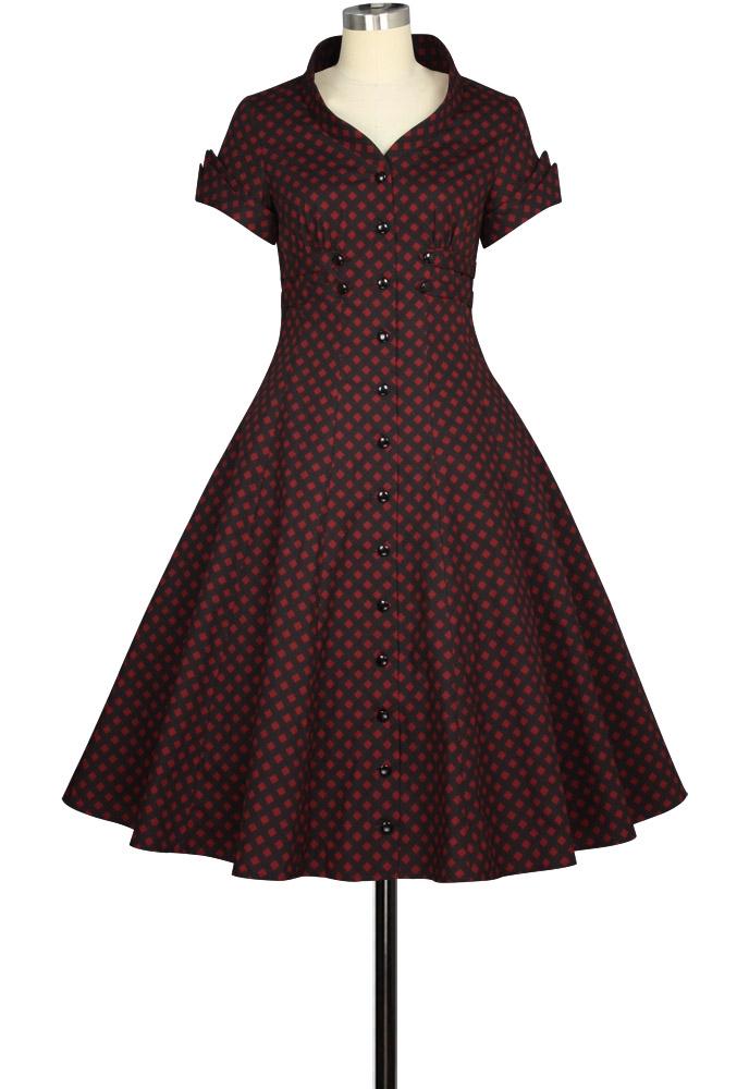 No.824F Plus Size Dress