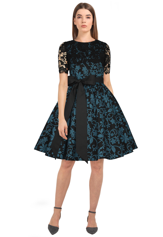 8276/8277 Dress