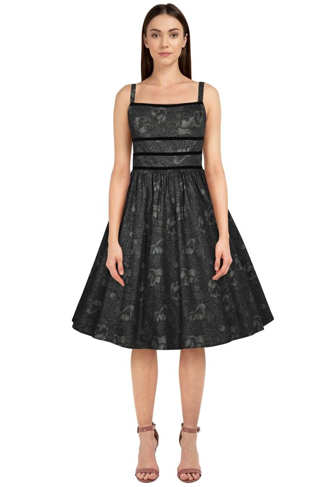 8296/8297 Dress