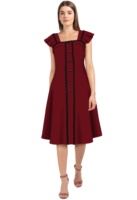 8318/8319 Dress
