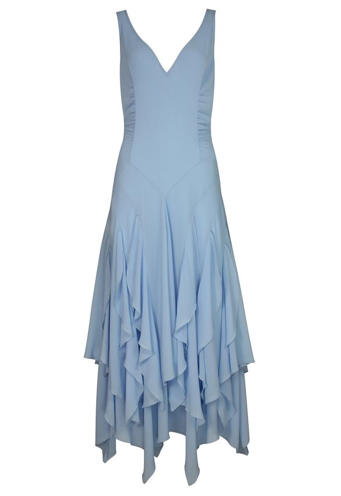 70s Swing Dance Dress