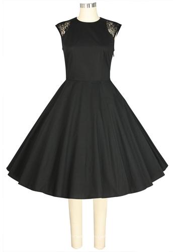 Vintage Elegant Dress
