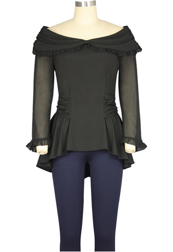 Gothic Blouse
