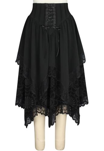 2-Layer Gothic Skirt