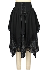 2-Layer Gothic Skirt
