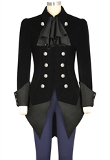 Bow Steampunk Jacket