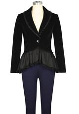 Lace Gothic Jacket